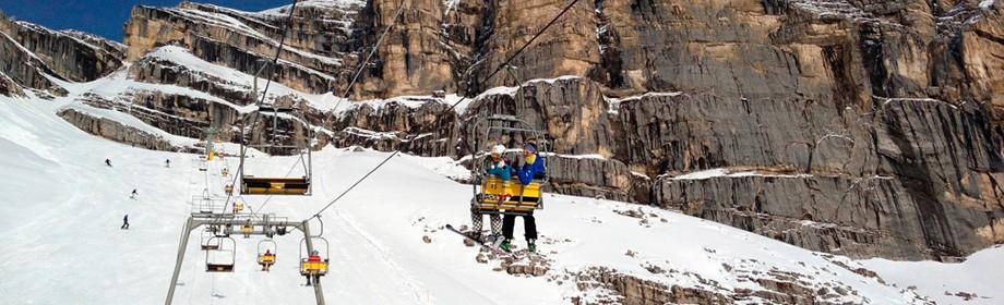 ТОП-10 гірськолижних курортів Європи