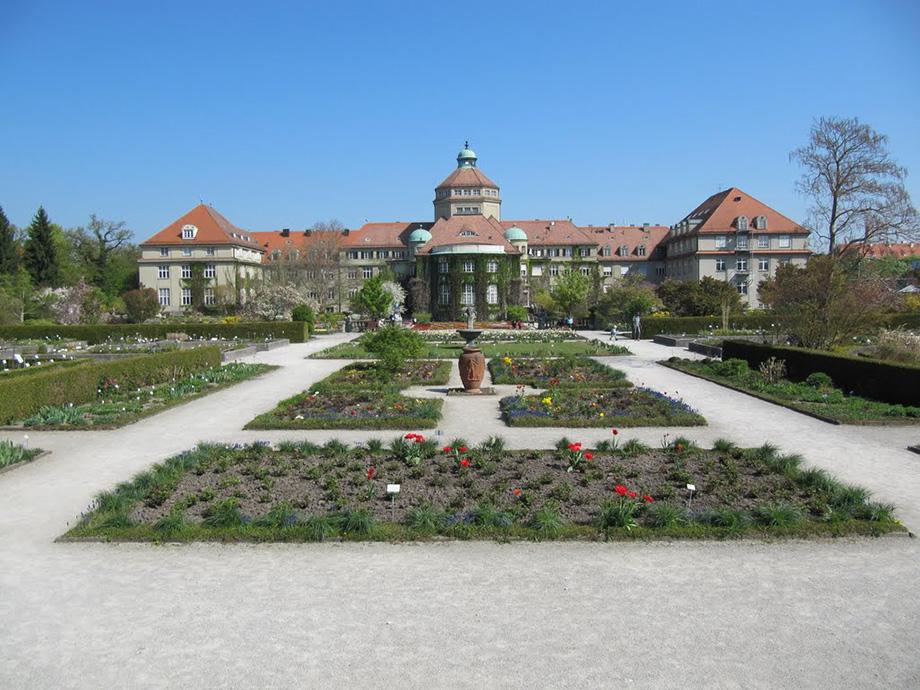 Мюнхенський ботанічний сад