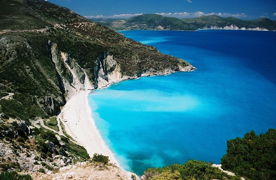 пляж Міртос