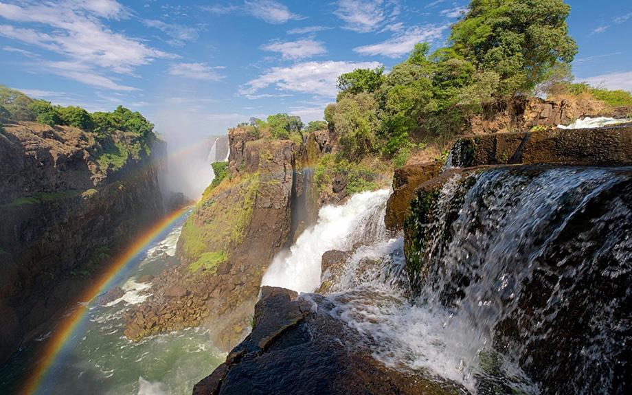 Водоспад Вікторія