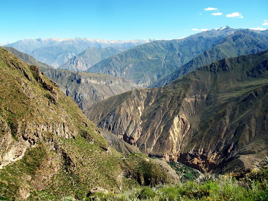 Каньйон Колка
