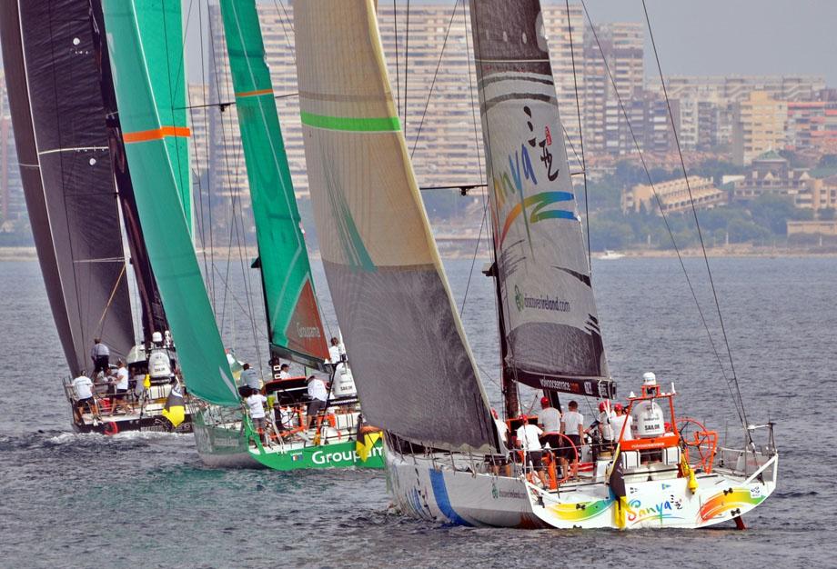 спортивні перегони,острів Майорка