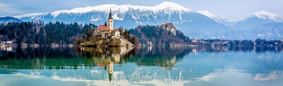 Озеро Блед, Словенія