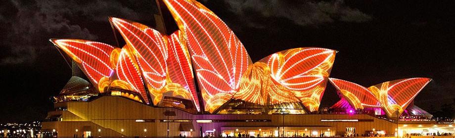 Яскравий Сідней, Австралія