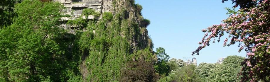 Парк Бютт-Шомон для справжніх шанувателів природи