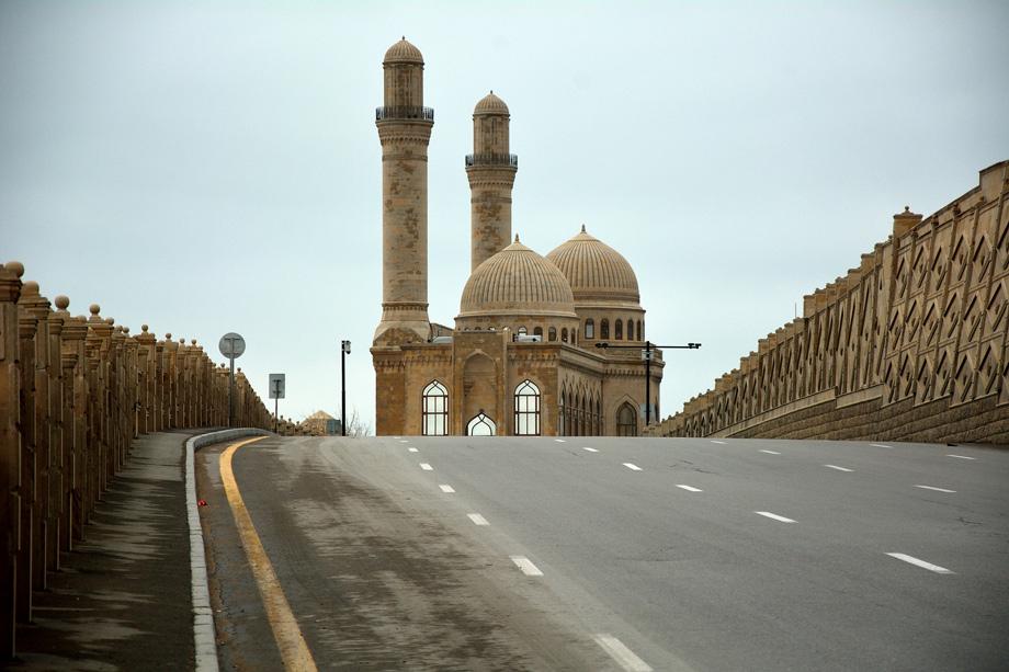 мечеть Бібі-Ейбат