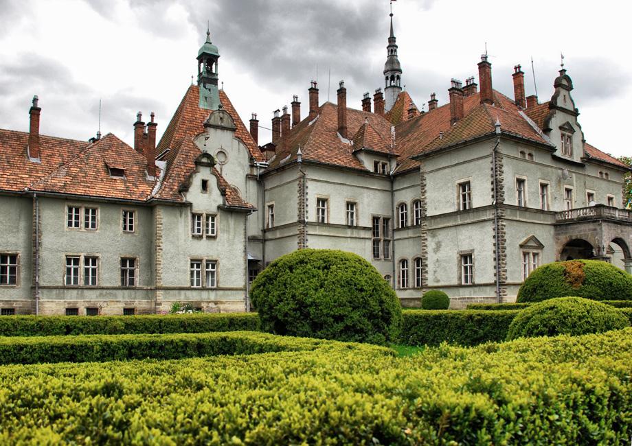 Замок Фрідріха Шенборна