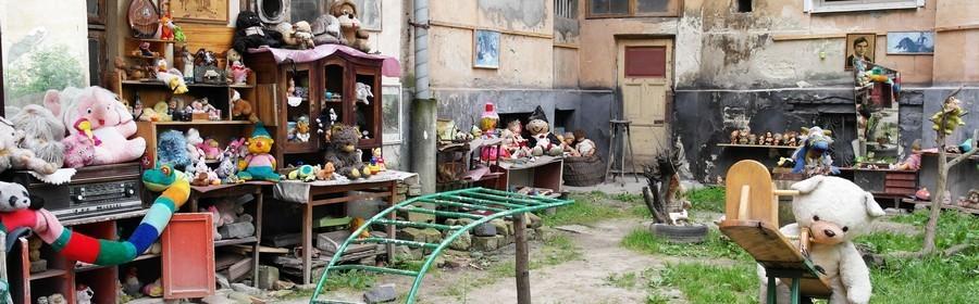 Найцікавіші львівські пам'ятки. Незвідані дворики