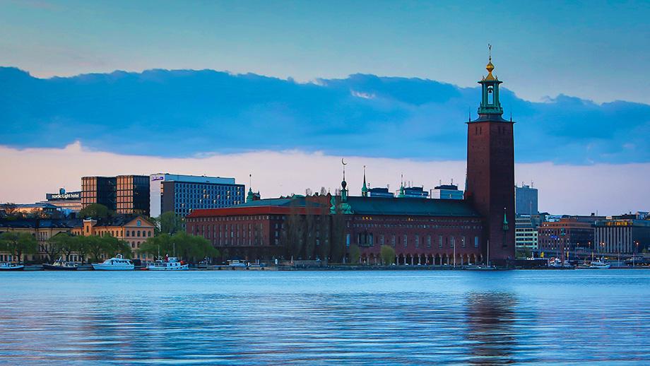 Міська ратуша Стокгольму