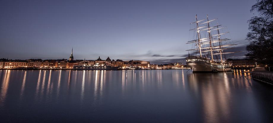 Стокгольм з моря
