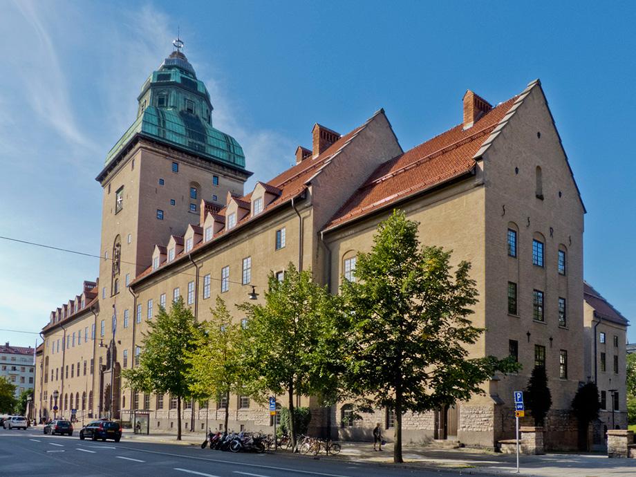 Міський суд Стокгольму
