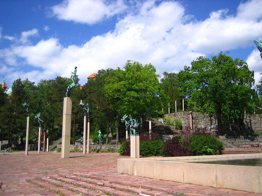 Сад Мілеса