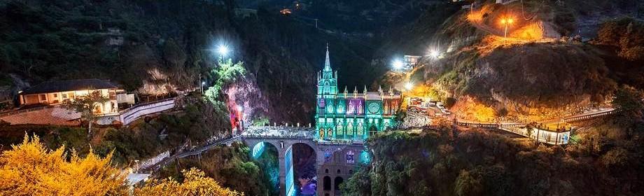 Собор Лас-Лахас – Колумбія