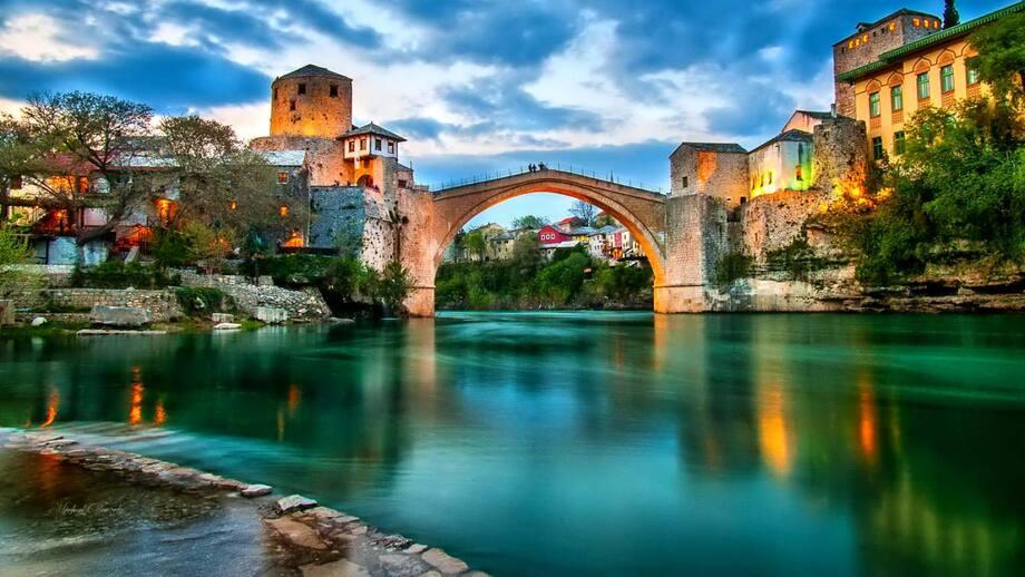 Мостар - Боснія