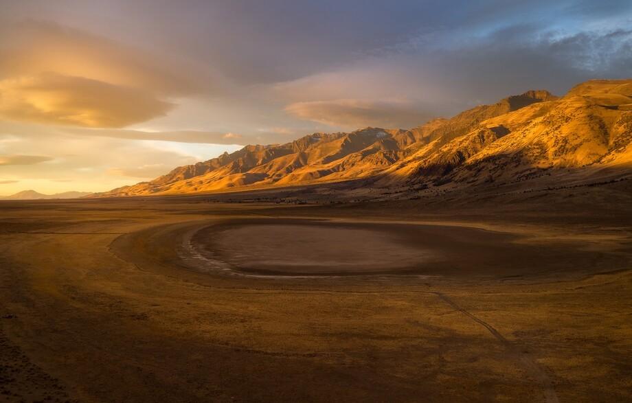Пустеля Орегон