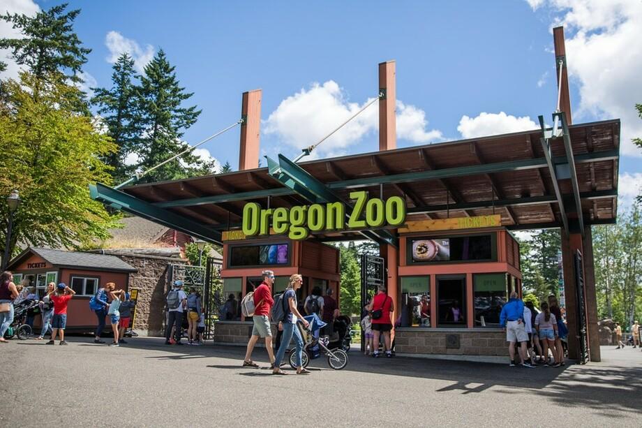 Зоопарк Орегон