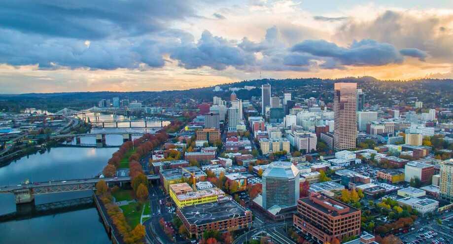 Портленд-Орегон