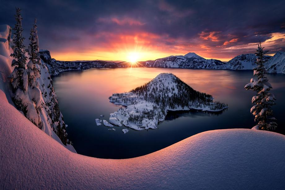 Озеро Портленд