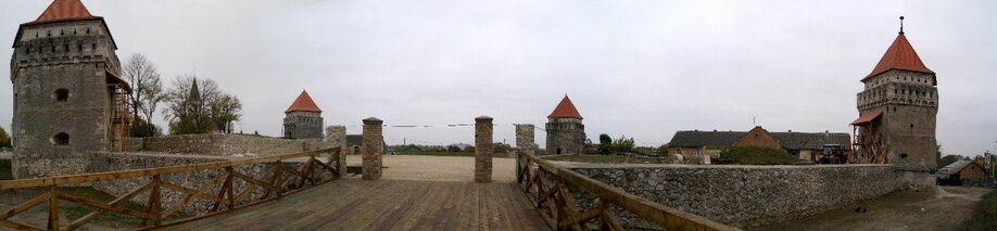 Скалатцький замок – Тернопіль