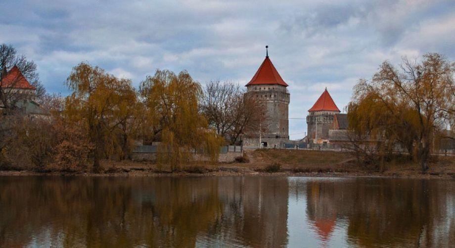 Скалатцький замок