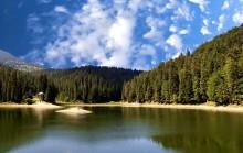 Неповторне озеро Синевир на Закарпатті