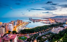 Місто Малага – Іспанія