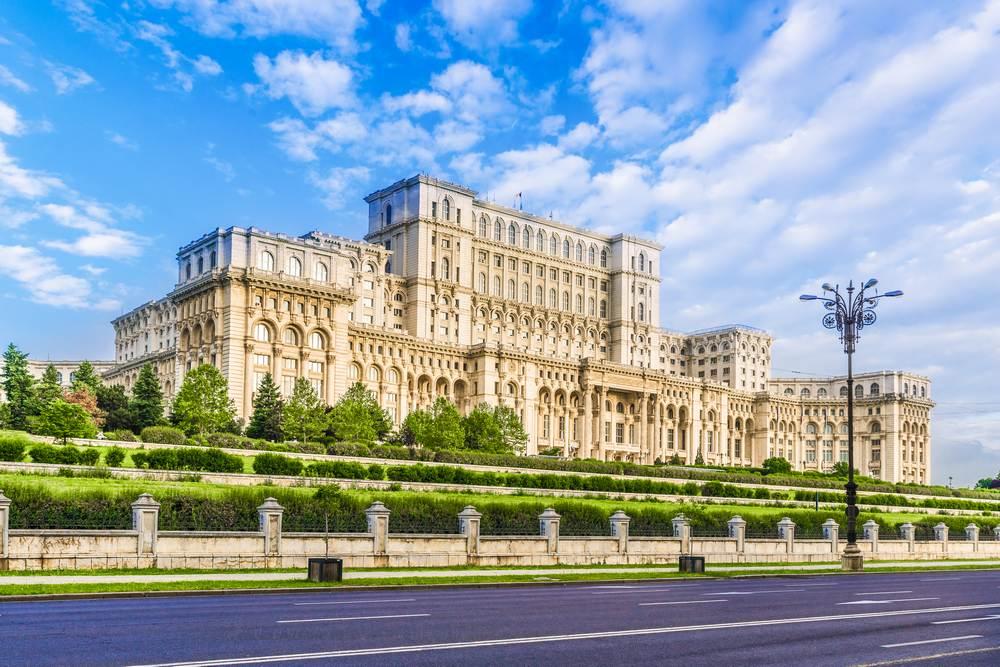 Bucharest-Parliament