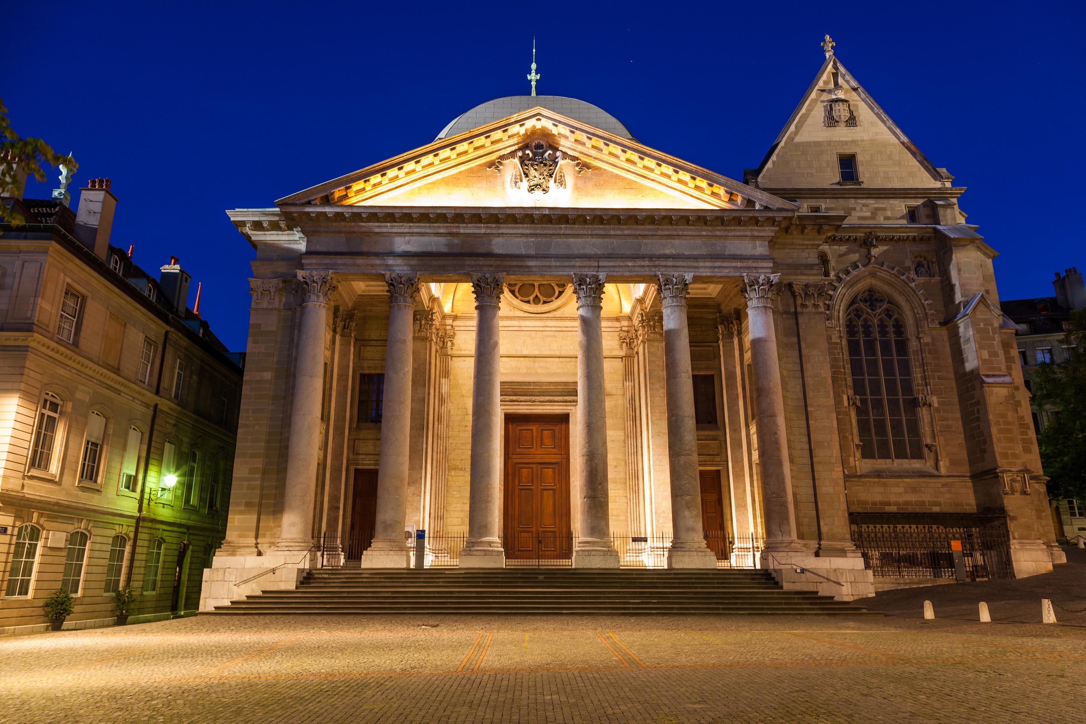 Cathedral-Saint-P'єr